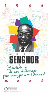 Leopold Senghor et la francophonie
