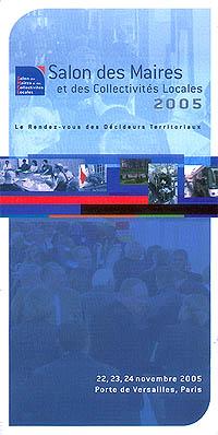 L 39 assembl e nationale au salon des maires 22 24 novembre - Salon des maires et des collectivites locales ...