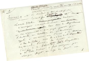 Assemblée nationale - Comités secrets de 1870 et 1871 les députés votent sur l'autorisation de publier les comptes rendus de ces comités - 5 avril 2011