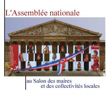 L 39 assembl e nationale au salon des maires 18 20 novembre for Salon maires