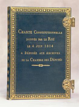 Charte constitutionnelle du 4 juin 1814