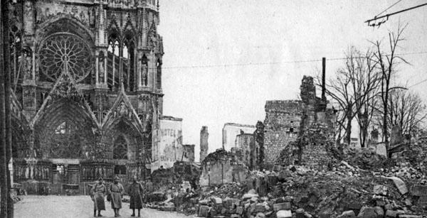 Reims dans patrimoine français reims-ruines