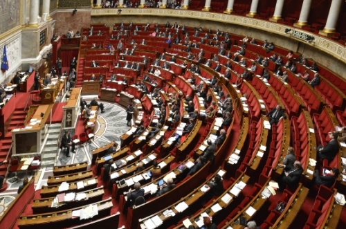 Hémicycle - Source: Assemblée nationale