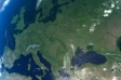 Photo satellite de l'Europe - Source : Thinkstock