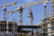 Chantier et grues - Source: Thinkstock