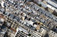 Photo aérienne d'un quartier de Paris - Source : Thinkstock