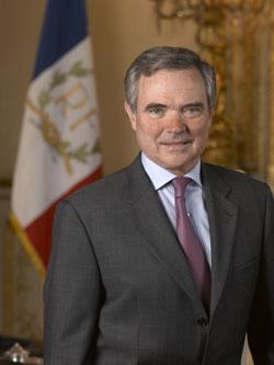 M. Bernard Accoyer, Président de l'Assemblée nationale