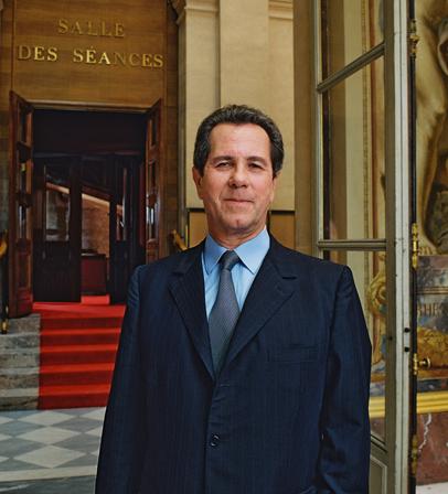 M. Jean-Louis Debré, président de l'Assemblée nationale