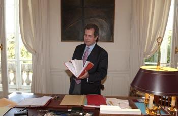 Election du pr sident de l 39 assembl e nationale reportage - Bureau de l assemblee nationale ...