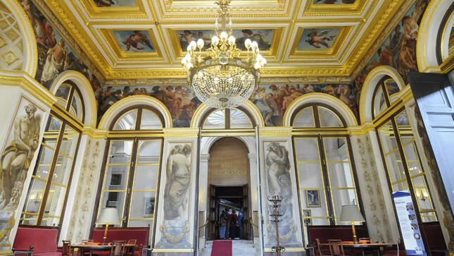 Salon Delacroix ou du Roi